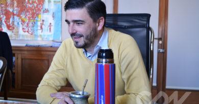 Ezequiel Galli lanzó su propia agrupación de cara al 2021