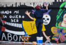 """ACIDO: """"el objetivo es muralear la ciudad"""""""