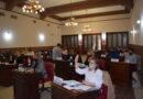 Reuniones sociales: el Ejecutivo respondió las consultas de los concejales