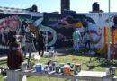 Sin Miedo: el tercer mural de ACIDO en la ciudad