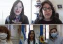 """Estela Díaz: """"Tenemos la certeza de que salvamos vidas"""""""