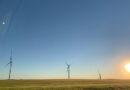 Ya funciona a pleno el parque eólico Los Teros