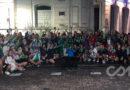 Militantes feministas celebraron la sanción de la Ley en Olavarría