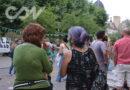 En una jornada histórica, la plaza se tiñó de verde