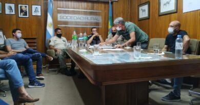"""""""Usurpación"""" y """"animales invasores"""", los temas de una nueva reunión entre Provincia y la Sociedad Rural local"""