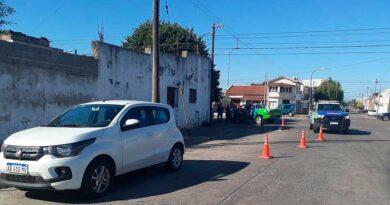 Está en grave estado el hombre accidentado en Colón y San Lorenzo