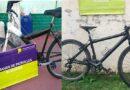 Bicicletas encontradas