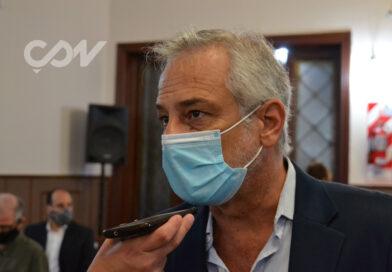 """Eseverri: """"Olavarría mostró la capacidad de su sistema sanitario"""""""