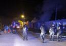 Incendio en una casa del barrio Coronel Dorrego
