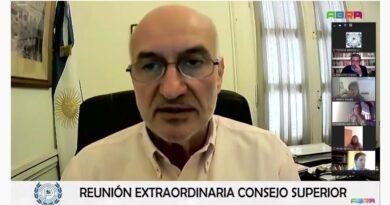 Unicen pospuso la elección de rector para fines de mayo