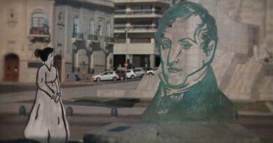 El retrato de Belgrano será parte de una serie que se emitirá en canal Encuentro