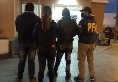 Pidieron la detención de las personas capturadas en los allanamientos antidrogas