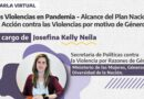 """Charla sobre """"Las Violencias en Pandemia"""""""