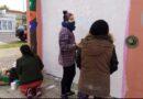 Ni Una Menos: un mural para preguntar por Tehuel