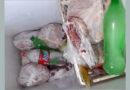 Secuestro de carne y celulares en allanamientos por un robo de vacas