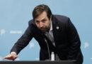 Nicolás Kreplak juró como ministro de Salud de la provincia