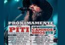 Piti Fernández anunció un concierto en Olavarría