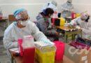 Plan provincial de vacunación: este miércoles se aplicaron más de 1800 dosis