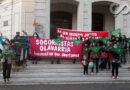Aborto Legal: Olavarría se sumó al pañuelazo por el #28S
