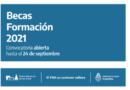 El Foro Olavarría invita a la inscripción a becas del Fondo Nacional de las Artes