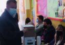 """Alejandro Cellillo: """"Es muy importante que todos se acerquen a las urnas"""""""