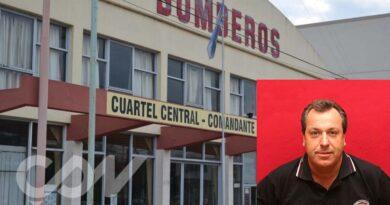 Hugo Fayanas es el nuevo presidente de la Asociación de Bomberos Voluntarios