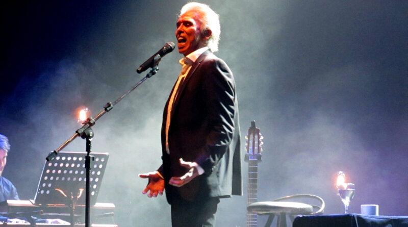 Jairo y un show emocionante por sus 50 años de trayectoria