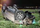 """El conductor del violento accidente se encuentra """"estable"""" en Terapia Intensiva"""