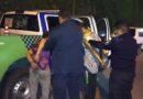 Aprehendieron a dos jóvenes que robaron elementos de un auto