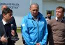 """Sectores de la Policía habían llamado al paro: """"a veces hay intencionalidad política"""" dijo Kicillof"""