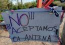 Nueva manifestación este domingo en Colonia Nievas en contra de la antena