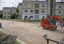 Iniciaron trabajos de repavimentación en barrio Independencia
